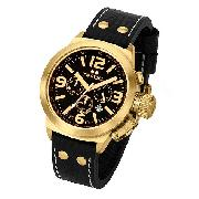 Tw Steel Canteen Style Men's 50Mm Chronograph Watch