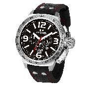 Tw Steel Canteen Style Men's 50Mm Tachymeter Watch