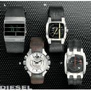 Diesel Black Digital Watch