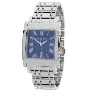 Burberry Gents with Blue Roman Numeral Dial