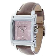 Burberry Heritage Gents with Ivory Dial