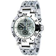 Gc Guess Collection Silver Dial Sports Watch