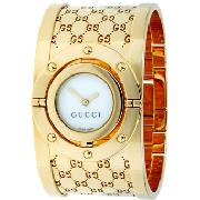 Gucci Ladies 112 Twirl Watch