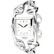 Gucci Signoria Ladies Watch with White Mop Dial