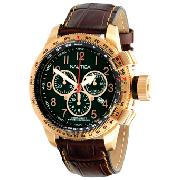 Nautica Gents Bfc 46 Chronograph Watch