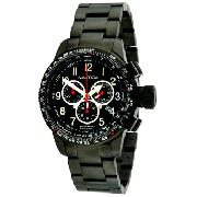 Nautica Gents Bfc Carbon Fibre Watch