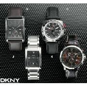 DKNY Over Size Crown Watch