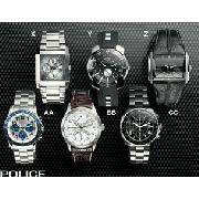 Police x Matrix Watch